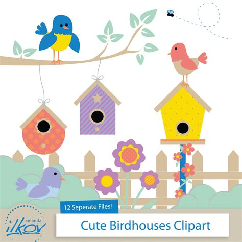image result  birdhouse picture frames bird clipart