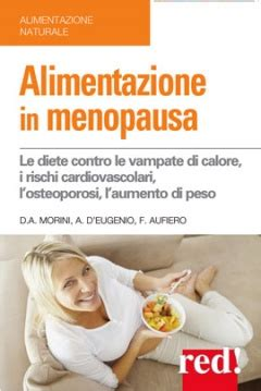 alimentazione gift alimentazione in menopausa di domenica arcari morini