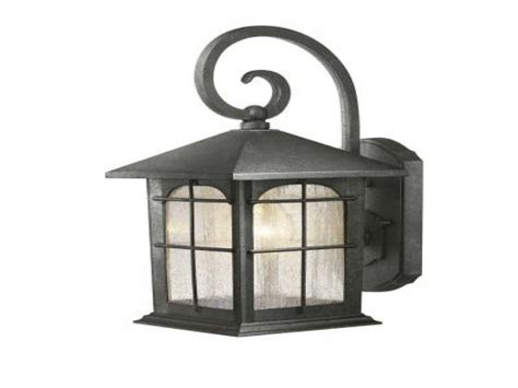 backyard lighting home depot rubbed bronze outdoor dusk to dawn lantern bpn1691p the home depot outdoor lights home
