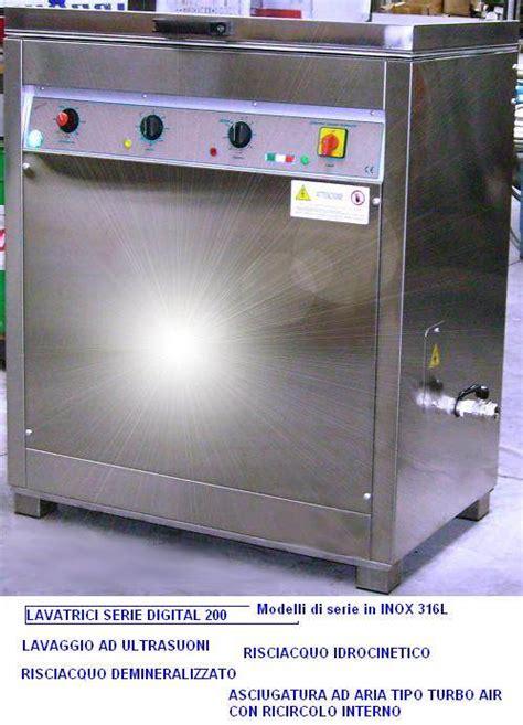 vasca ultrasuoni per officina lavatrici ad ultrasuoni digitali da 20 a 200 litri per
