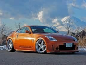 Nissan Of Orange 1024x768 Nissan 350z Orange Desktop Pc And Mac Wallpaper