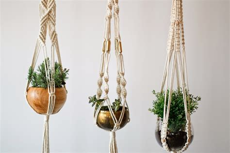 Hanging Plant Diy by Casulomacram 233 Workshop For Beginners