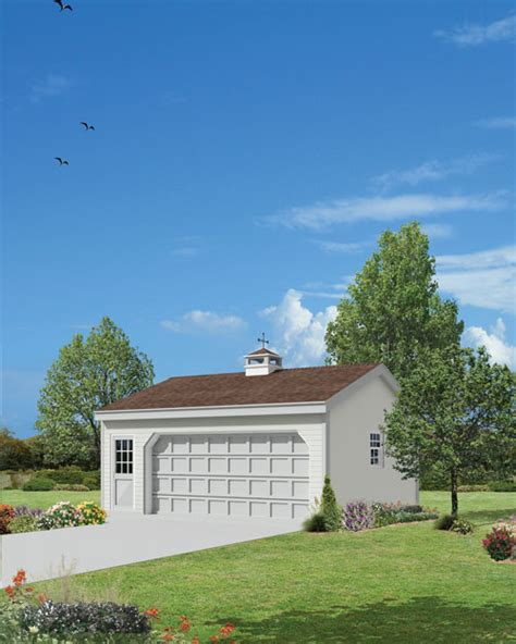 attached 2 car garage plans mother earth living 2 car garage attached or detached