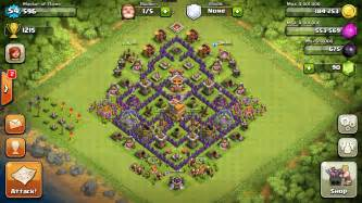 Coc th7 hybrid base layout apps directories