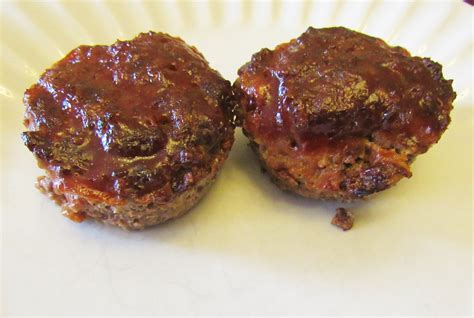 mini meatloaf in muffin pan mini meatloaf muffins recipe loving living lancaster