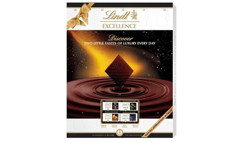 Calendrier De L Avent Chocolat Lindt Lindt 174 Calendriers De L Avent Groupon