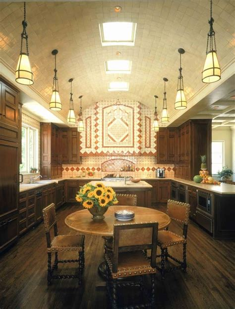 kitchen in spanish spanish revival kitchen in california tuscan decor pinterest spanish revival spanish and