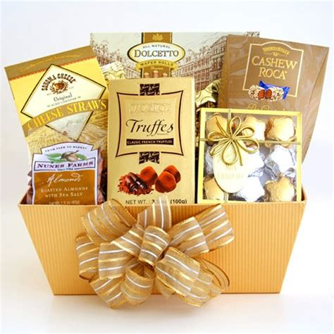 gourmet gifts happy wishes cookies and treats gourmet gift