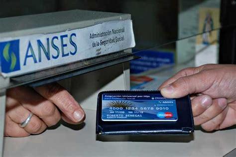 www fechas de cobro del bono de asignacion anses fechas de pago de la asignaci 243 n universal por hijo
