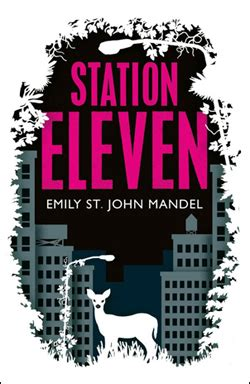 station eleven books dystopia a of books