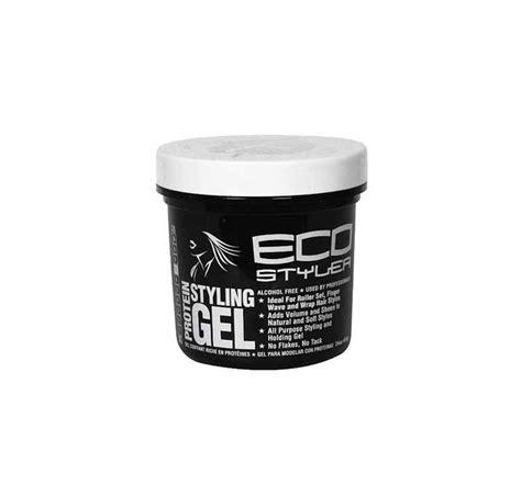styling gel zonder alcohol eco krystal alcohol free styling gel protain 16 oz