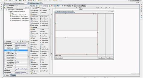 pattern plugin java windowbuilderpro plugin hỗ trợ design java swing cho