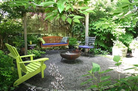 suburban backyard landscaping ideas lush suburban retreat traditional patio portland by visionscapes nw landscape design