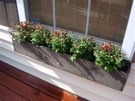 cheap window box planters 8 beautiful diy window box planters diy