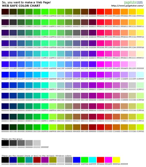 code color colors html color codes for web designers tech yuva