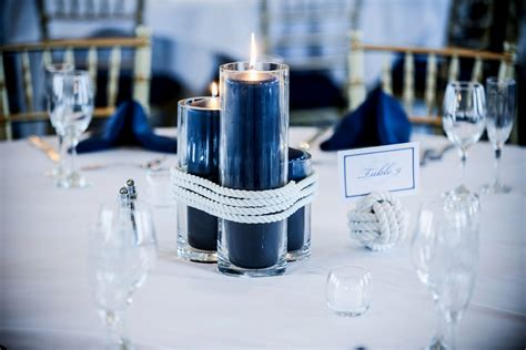 blue themed centerpieces 24 navy blue wedding decorations tropicaltanning info