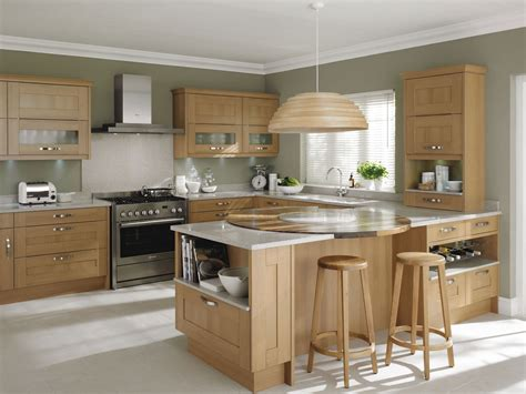 light oak kitchen cabinets oak kitchen ideas search home kitchens