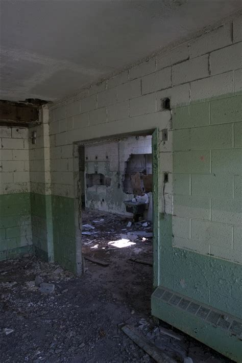 Abandoned Site by Abandoned Nike Missile Site Newport Mi