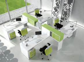 table system for field office in a modern style idfdesign