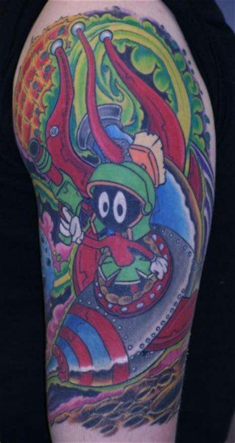 marvin the martian tattoo marvin the martian tattoos marvin