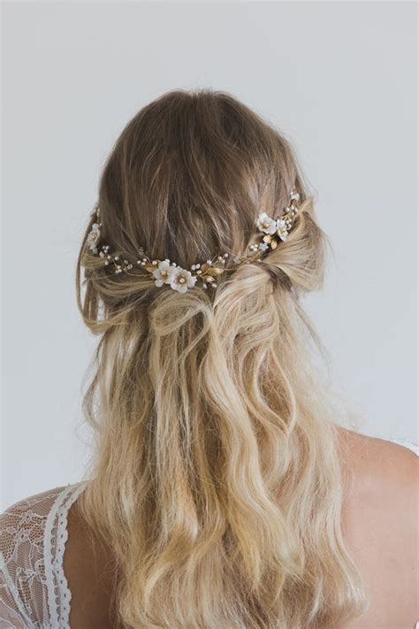 hair styles with rhinestones 32 beautiful and refined bridal hair vine ideas