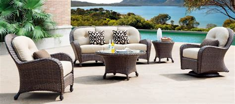 classic outdoor furniture timeless classic series wicker outdoor furniture palm