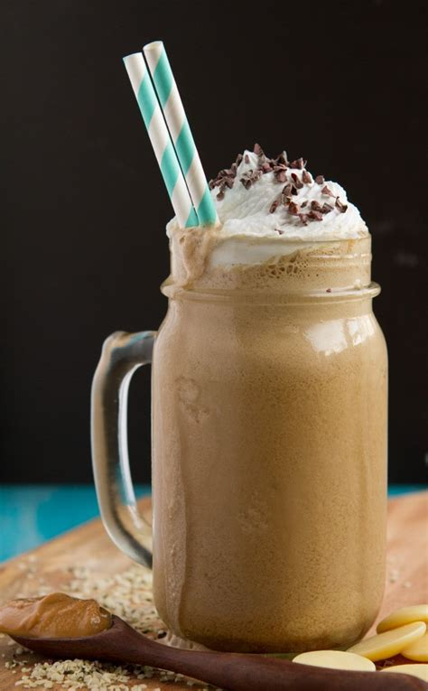 Coffee Frappuccino keto burning iced blended coffee healthful pursuit