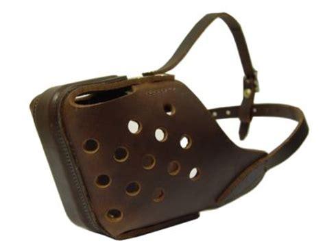 leather muzzle leather muzzle leather muzzles