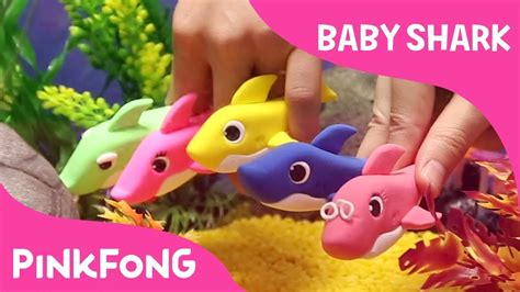 baby shark youtube pinkfong clay baby shark pinkfong clay animal songs pinkfong