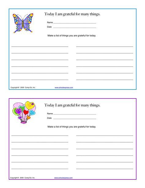 worksheet gratitude worksheets grass fedjp worksheet