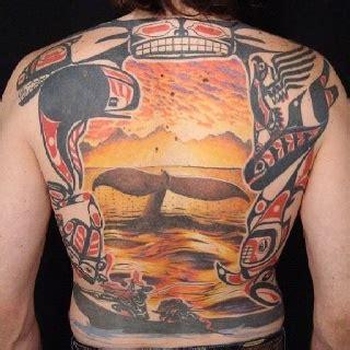 whale tale tattoo amazing whale back tattoos back