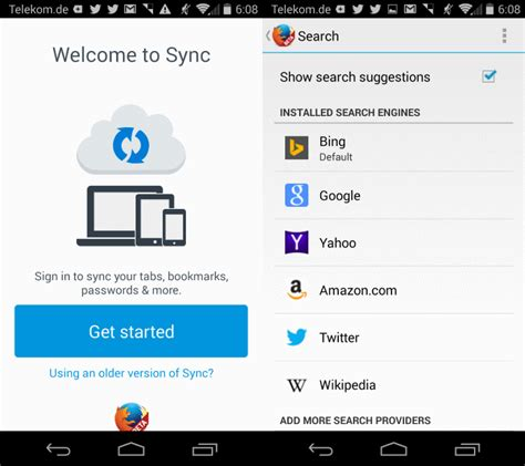firefox for android firefox 29 new interface released find out what is new ghacks tech news