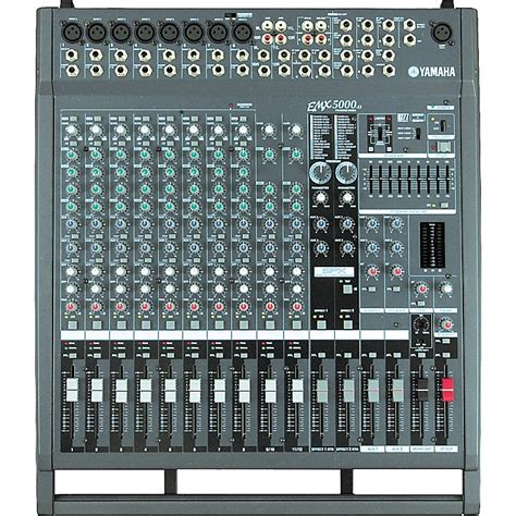 yamaha emx5000 12 12 channel 1000w powered mixer music123