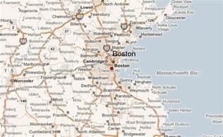 boston united states map boston location guide
