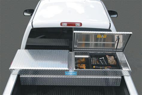 essential tools  truck toolboxes adrian steel