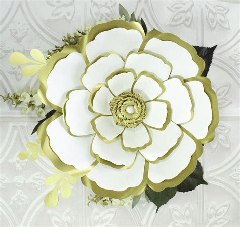 giant paper flowers pattern large paper flowers giant paper flower patterns tutorials