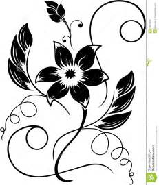 flower drawings in black and white pictures to pin on