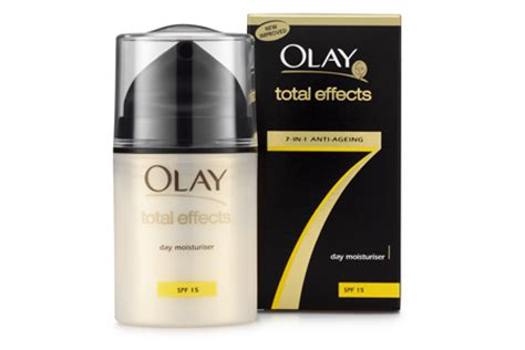 Bedak Olay Total Effect olay total effects day moisturiser spf 15 qvinnatestar