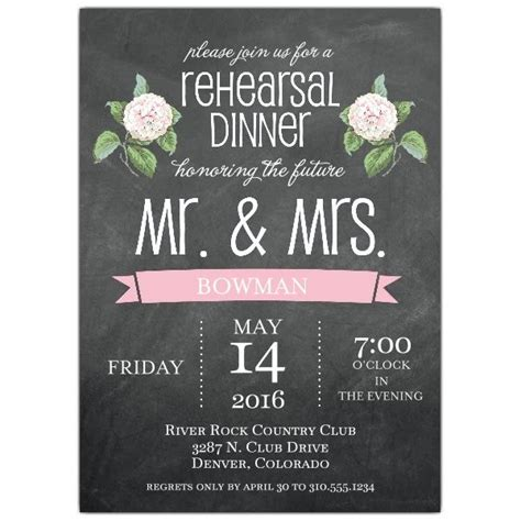 dinner invitation ideas best 25 rehearsal dinner invitations ideas on