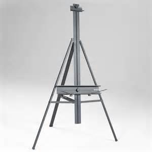Floor Easel by Black Aluminum Artist Art Studio Floor Display Easel Ebay