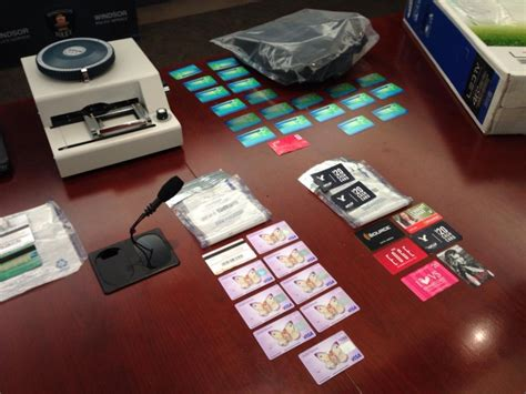 Windsor Gift Card - four people charged with fraud after credit card lab discovered police ctv windsor news