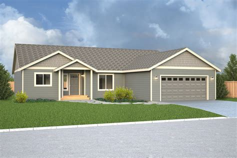 Rambler Home by Jackson Ridge Home Plan True Built Home Pacific