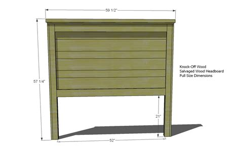 pdf diy headboard design plans box plans
