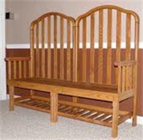 Illegal To Sell Drop Side Crib by Took Drop Side Crib And Made It Into A