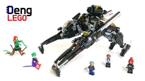 Lego 70908 Batman The Scuttler lego batman 70908 the scuttler lego speed build