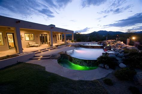 featured pools and spas patio pools gallery