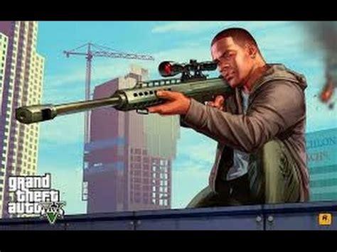 gta online tutorial how to complete gta 5 online how to beat snipers combat tutorial rek