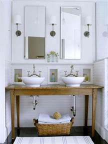 Vanity Table In Bathroom An Cottage Bathroom Fixtures