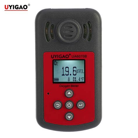 Oxygen Meter handheld portable automotive mini oxygen meter o2 gas