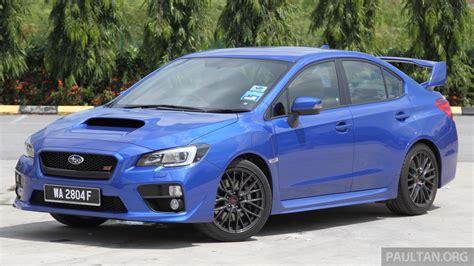 08 Subaru Wrx by 2014 Subaru Wrx Autos Weblog